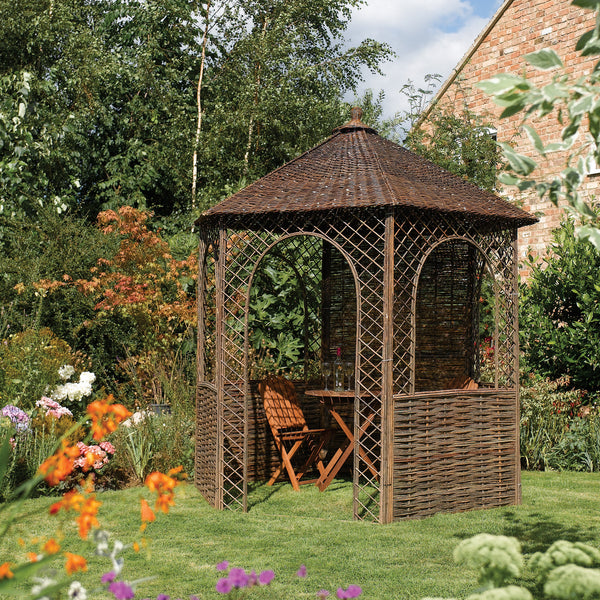 The Salix Wooden Garden Gazebo