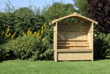 Load image into Gallery viewer, The Newport Wooden Garden Arbour