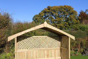 The Newport Wooden Garden Arbour
