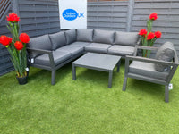 The Toledo garden lounge set