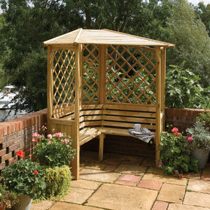 The Eccleshall Garden Arbour