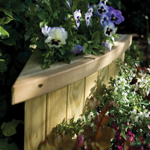 Three Tier Corner Planter