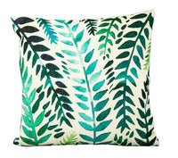 Forest Leaf cushion ( x6 in a set )