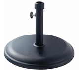 16kg round parasol base ( black )