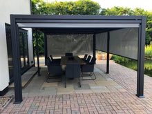 Load image into Gallery viewer, The Odyssey Gazebo 3m x 3.6m (10ft x 11.8ft ) set of 3 sides optional extras