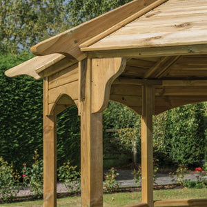 The Wenlock Garden Building Gazebo