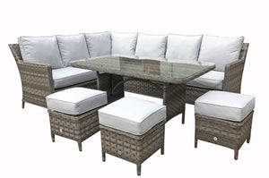 The Florida Corner Dining Set