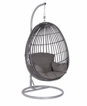 Load image into Gallery viewer, Swing Egg Chair- In Grey