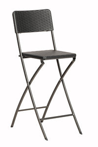 The Rome Outdoor Bar Stool Set