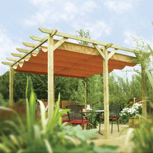 Load image into Gallery viewer, The Armitage Wooden Garden Canopy