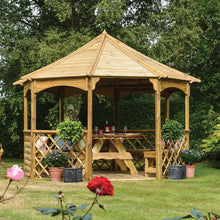 Load image into Gallery viewer, The Wenlock Garden Building Gazebo