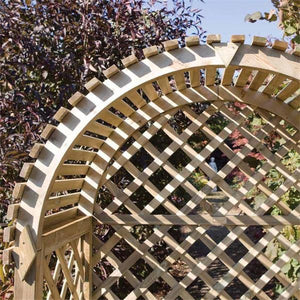 The Cheadle Garden Arch Arbour