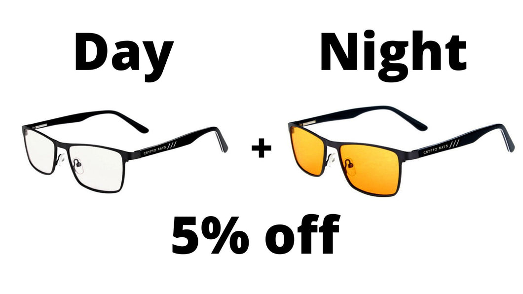Elite Pros Pair (Day + Night Style) 5% off Bundle