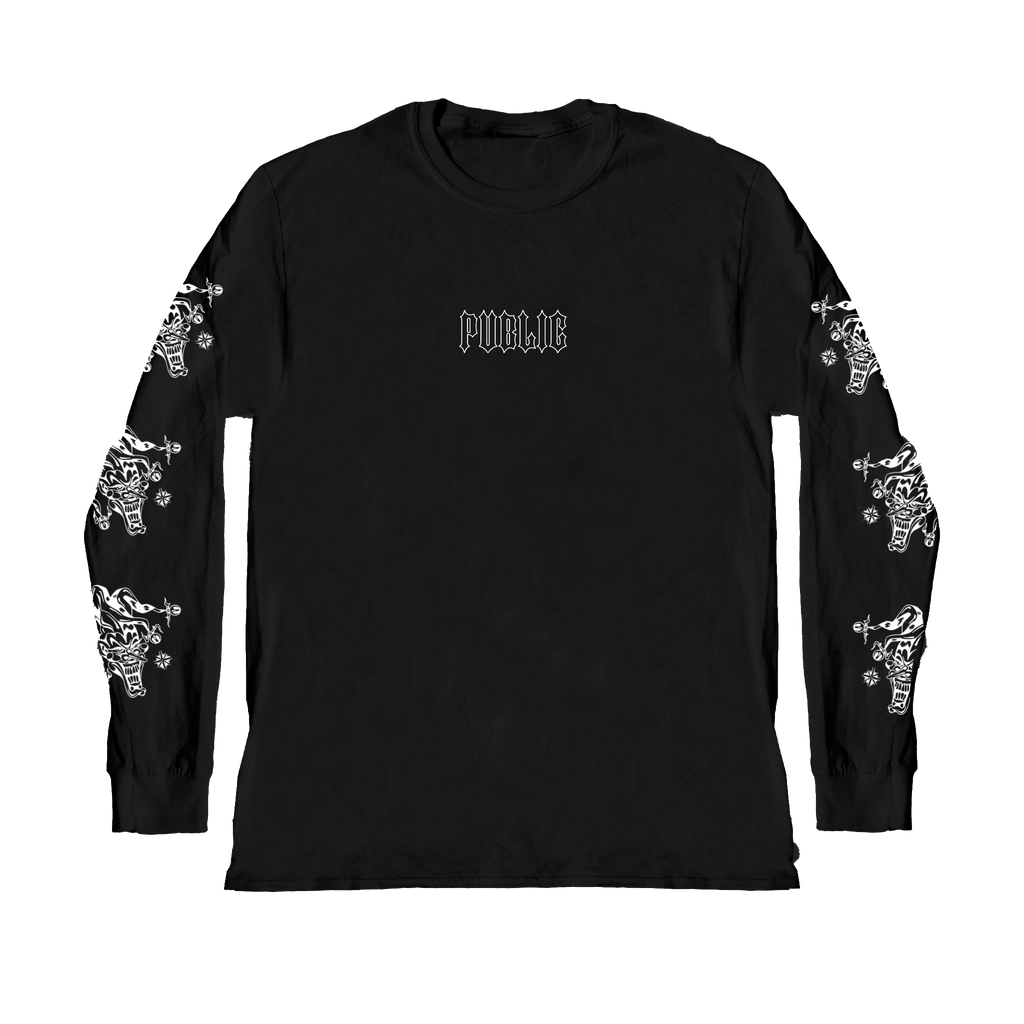 JOKER- BLACK - LONG SLEEVE