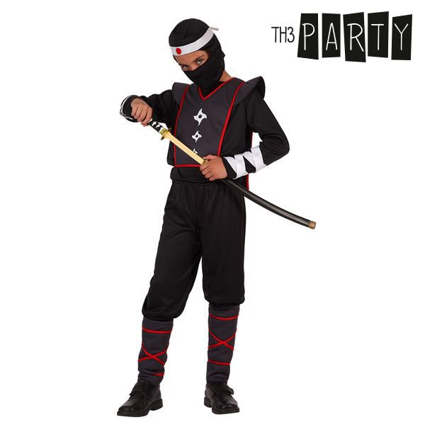 Costume for Children Th3 Party Ninja