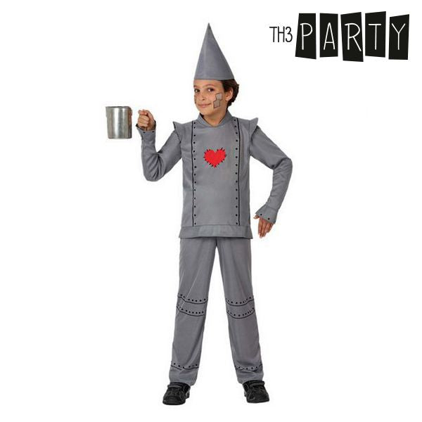 Costume for Children Th3 Party Tin man