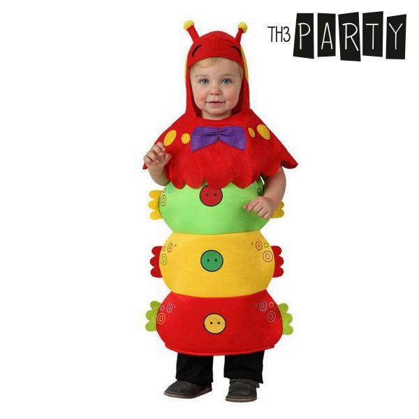 Costume for Babies Th3 Party Worm