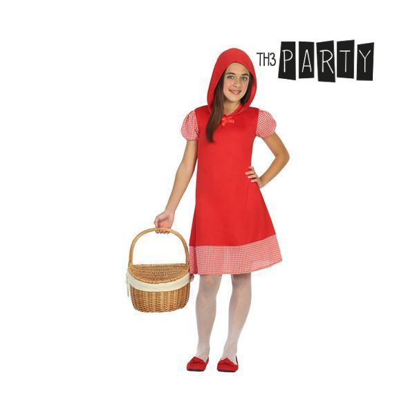 Costume for Children Th3 Party Little red riding hood