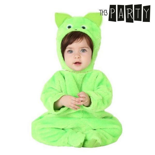 Costume for Babies Kiokids Green