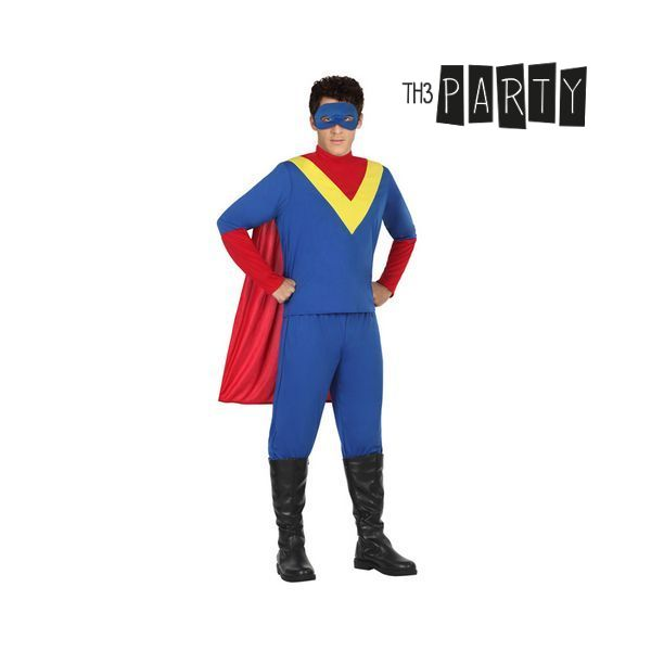 Costume for Adults Th3 Party 5575 Comic hero