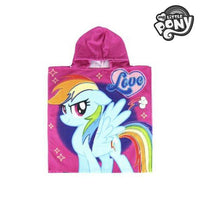 Poncho-Towel with Hood My Little Pony Marinette Store ropa infantil