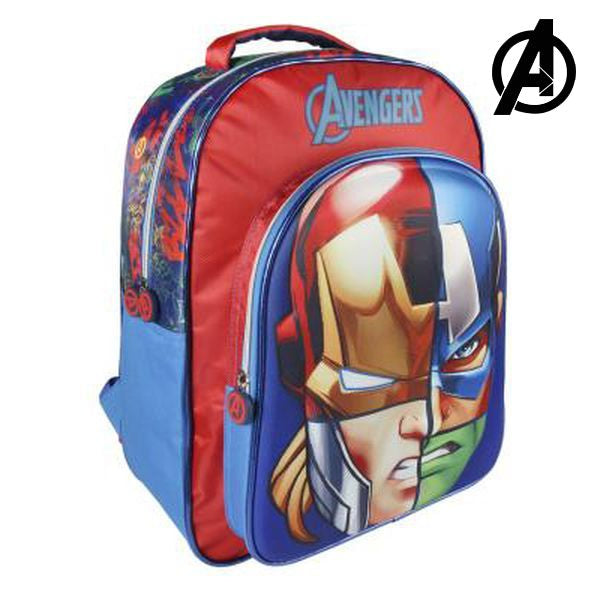 3D School Bag The Avengers 8140 - Marinette Store ropa infantil