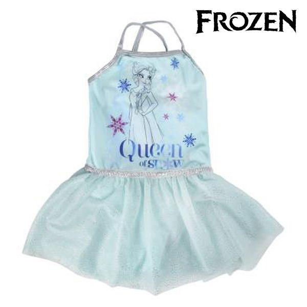 Dress Queen of Snow Frozen 8378 (size 7 years) - Marinette Store ropa infantil