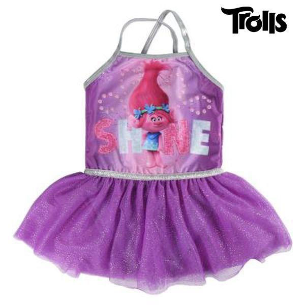 Dress Trolls 8415 (size 6 years) - Marinette Store ropa infantil