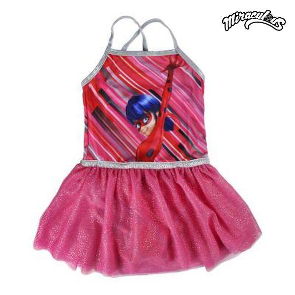 Dress LadyBug 8446 (size 4 years) - Marinette Store ropa infantil