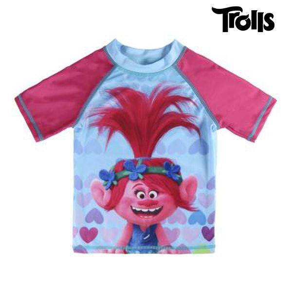 Bathing T-shirt Trolls 9535 (size 5 years) - Marinette Store ropa infantil