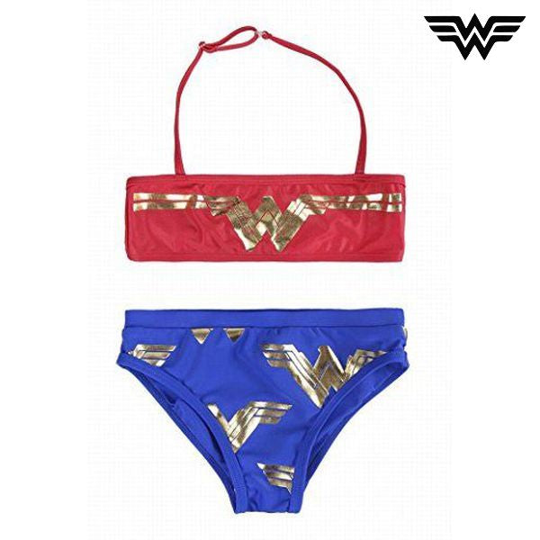 Bikini Wonder Woman 2139 (2 pcs) (size 12 years) - Marinette Store ropa infantil