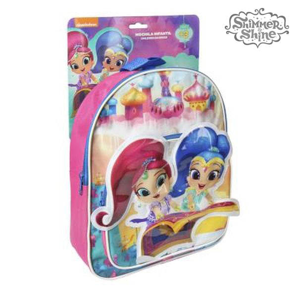3D School Bag Shimmer and Shine 72801 - Marinette Store ropa infantil