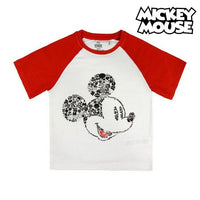 Child's Short Sleeve T-Shirt Mickey Mouse 73484