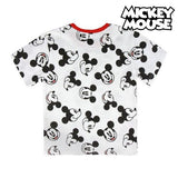 Child's Short Sleeve T-Shirt Mickey Mouse 73485