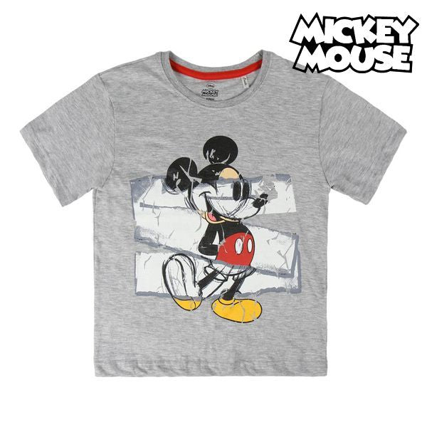 Child's Short Sleeve T-Shirt Mickey Mouse 73486