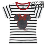 Child's Short Sleeve T-Shirt Minnie Mouse 73500