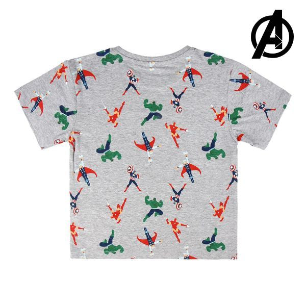 Child's Short Sleeve T-Shirt The Avengers 73705