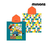 Poncho-Towel with Hood Minions 95161 - Marinette Store ropa infantil