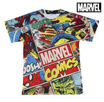 Child's Short Sleeve T-Shirt Marvel 1218 (size 10 years) moda infantil camiseta