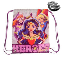 Backpack with Strings DC Super Hero Girls 054 - Marinette Store ropa infantil