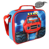 3D Thermal Lunchbox Blaze and the Monster Machines 777 - Marinette Store ropa infantil