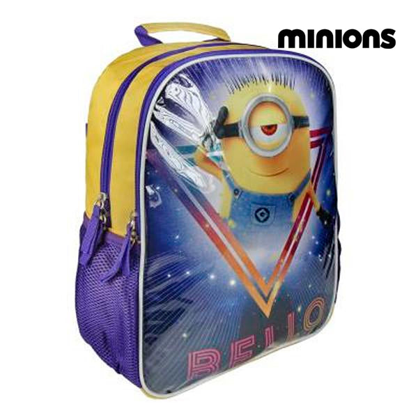 School Rucksack with LED Minions 952 - Marinette Store ropa infantil