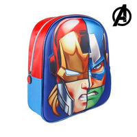 3D School Bag The Avengers 7945 - Marinette Store ropa infantil