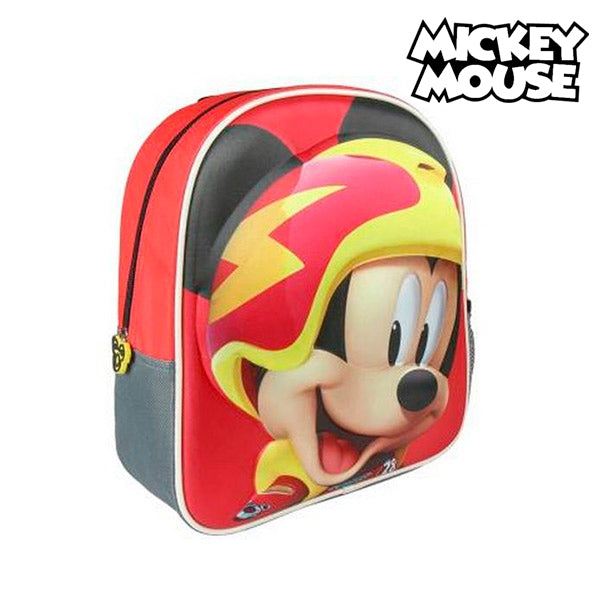 3D School Bag Mickey Mouse 7952 - Marinette Store ropa infantil