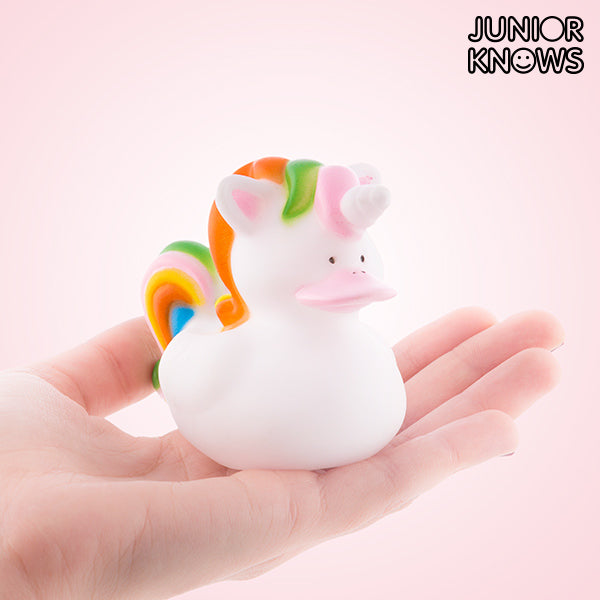 Unicorn Junior Knows Little Rubber Duck - Marinette Store ropa infantil