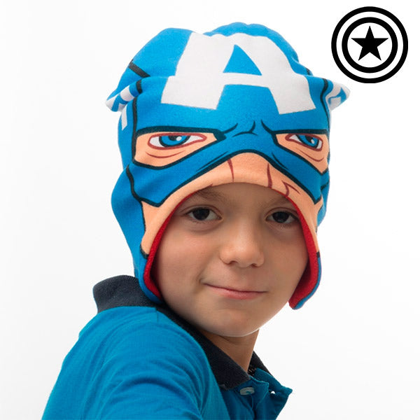 Captain America Hat - Marinette Store
