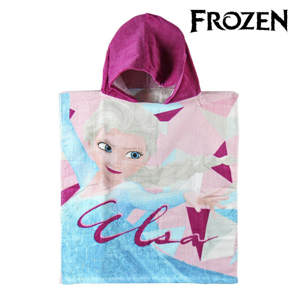 Frozen Hooded Poncho Towel - Marinette Store ropa infantil