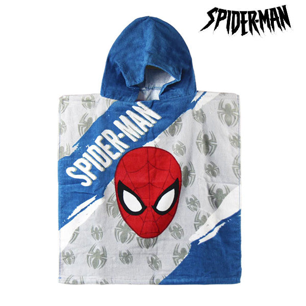 Spiderman Hooded Poncho Towel