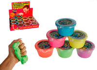 Coloured Bouncing Putty
