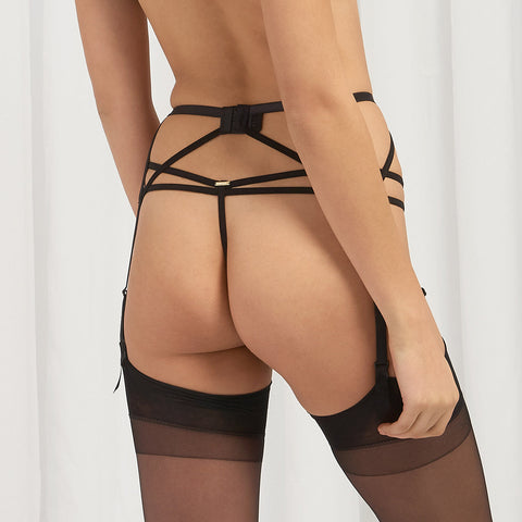 Nova Suspender Black